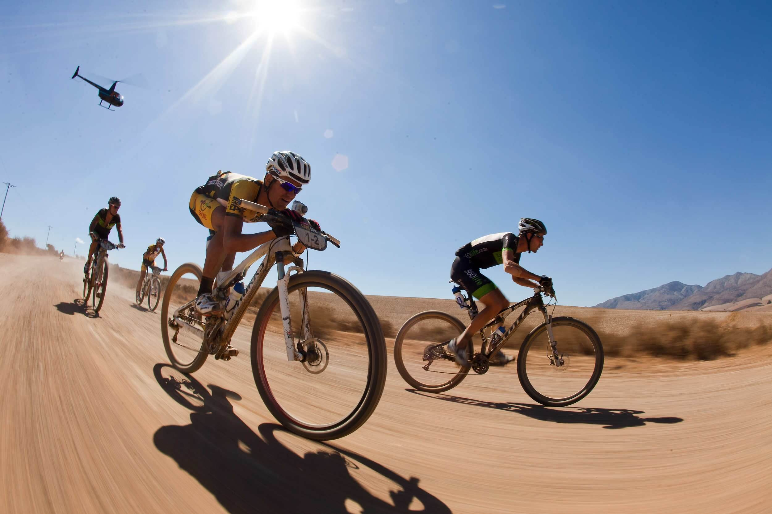Photo by Sven Martin/Cape Epic/SPORTZPICS
