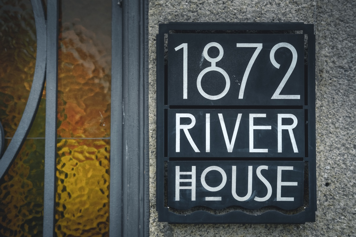 1872 River House